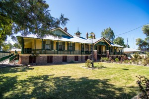 Bourke Crown Land office