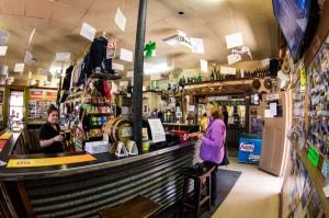 Inside Silverton Pub